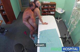 Masaż, poślizg, siedzenie paska, a także darmowe ostre filmy erotyczne szczelina analna klienta